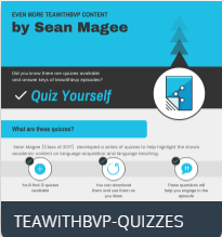 Magee Flyer for Quizzes/Professional Development