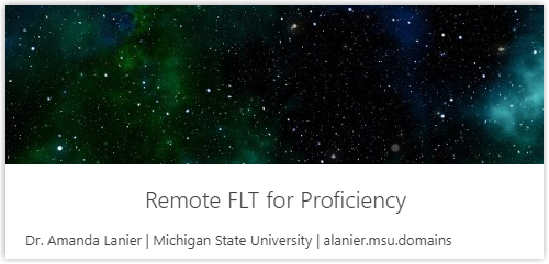 Keep Teaching FLT for Proficiency