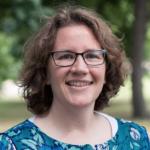 Headshot photo of Monique Yoder, Program Assistant for MAFLT